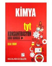 Tyt Kimya Konsantrasyon Soru Bankası (Hocalara Geldik)