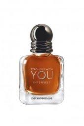 Emporio Armani Stronger With You Intensely Edp 30 Ml Erkek Parfüm