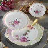 Aryıldız Yemek Takımı 83 Parça Royal Queen Porselen 60006
