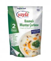Yayla Hazır Kremalı Mantar Çorbası 250 Gr.