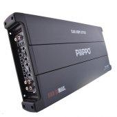 Pilippo PO-1080 5 Kanal 680 Watt Oto Amfi + Kablo seti