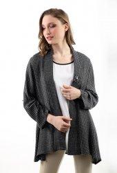 Ghada Ekose Kadın Ceket Bluz Takım 17058