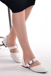 Ayakland 455 Cilt Günlük Bayan Babet Ayakkabı...