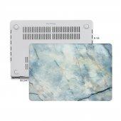 MacBook Pro Kılıf Hard Case A1706 A1708 A1989 A2159 13 inç Özel Tasarım Kutulu Marble 11NL-2
