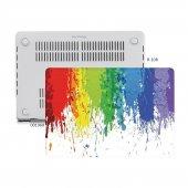 Macbook Pro Kılıf Hard Case A1707 A1990 15 İnç Özel Tasarım Kutulu Paint 01nl