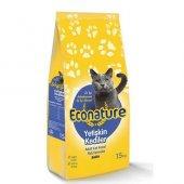 Econature Balıklı Yetiişkin Kedi Maması 15 Kg