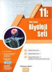 çap Yayınları 11.sınıf Fen Lisesi Biyoloji Seti...