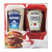 Heinz Ketçap 460 G Ve 395 G Mayonez İkili Set