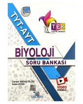 Tyt Ayt Biyoloji Video Çözümlü Soru Bankası (Yayın Denizi)