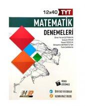 Tyt 12x40 Matematik Denemeleri (Hız Ve Renk)