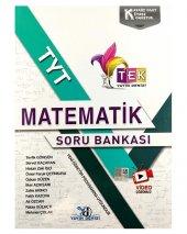 Tyt Matematik Video Çözümlü Soru Bankası (Yayın Denizi)