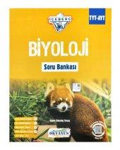 Tyt Ayt İceberg Biyoloji Soru Bankası (Okyanus Yayınları)