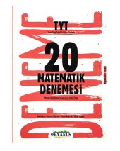Tyt 20 Matematik Denemesi (Okyanus Yayınları)
