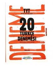 Tyt 20 Türkçe Denemesi (Okyanus Yayınları)