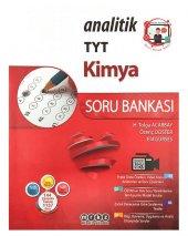 Analitik Tyt Kimya Soru Bankası (Merkez Yayınları)