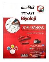 Analitik Tyt Ayt Biyoloji Soru Bankası (Merkez Yayınları)