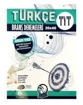 Tyt Türkçe Branş Denemeleri 20x40 (Bilgi Sarmal)