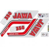 Jawa 350 Sticker Seti