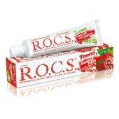 Rocs Teens Çilekli Çocuk Diş Macunu 8 18 Yaş