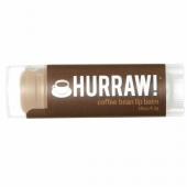 Hurraw Coffee Bean Lip Balm Kahve 4.3gr