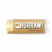 Hurraw Chai Spice Lip Balm 4.3gr Baharatlı Çay Tadı