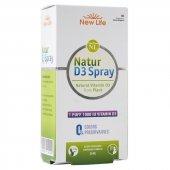 New Life Natur D3 Spray 1000 Iu 20 Ml