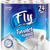 Fly Tuvalet Kağıdı Çift Katlı 24lü Paket