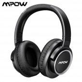 Mpow H18 Anc Bt Kulak Üstü Kulaklık Siyah...