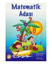 5 Yaş Matematik Adası Kitabı (İlkAdım Yayınevi)