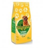 Econature Kuzu Etli Yetişkin Köpek Maması-15KG-Yeni Üretim