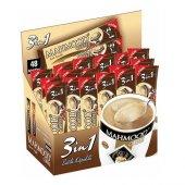 Mahmood Coffee 3in1 18 Gr 48li Sütlü Köpüklü (12li Koli)