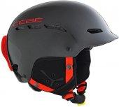 Cebe Dusk Re. Ad Black Red Orta Boy(55 58 Cm) Kask