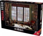 Anatolian Puzzle1000 Pcspencere Kedileri Window...