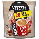 Nescafe 2si 1 Arada Kahve 20li Ekopaket (20x10...