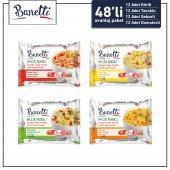 Banetti 48'li Karışık Noodle Paket