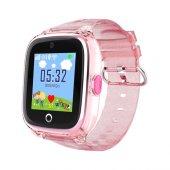 Wiky Watch 3 Plus Akıllı Çocuk Saati - Pembe