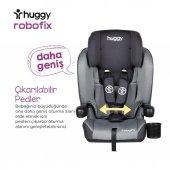 Huggy Robofix 9-36 Kg İsofixli Katlanabilir Oto Koltuğu-6