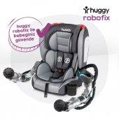 Huggy Robofix 9-36 Kg İsofixli Katlanabilir Oto Koltuğu-8