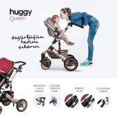Huggy Queen 2 İn 1 Mono Bebek Arabası-4