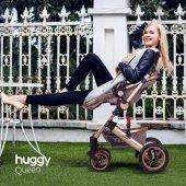 Huggy Queen 2 İn 1 Mono Bebek Arabası-8