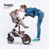 Huggy Queen 2 İn 1 Mono Bebek Arabası-10