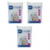Wee Baby 321 Bebek Temizleme Pamuğu 60 Lı 3 Adet