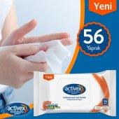 Activex Antibakteriyel Islak Mendil Aktif 56...