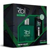 Rebul Extreme Erkek Edt Parfüm 90 Ml+duş Jeli 200 Ml