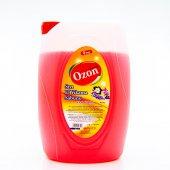 4L Sıvı El Yıkama Sabun Gliserinli Yerli Üretim YENİ OZON FORMÜL