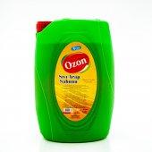 4L Temizlikte OZON Sıvı Arap Sabunu ÖZEL Doğa Dostu Ultra Hijyen