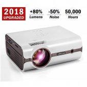 Crenova Xpe496 2018 Upgraded Projector 2200...