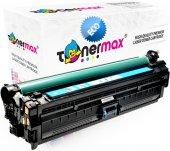 Hp 650a Ce270a Hp Color Laserjet Cp5525n Muadil Toneri
