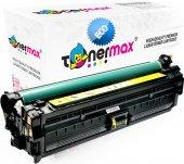 Hp 650a Ce270a Hp Color Laserjet Cp5520 Muadil Toneri