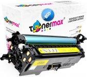 Hp 504a Ce250a Hp Color Laserjet Cp3520 Muadil Toneri